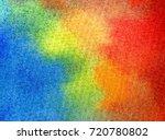 Watercolor Art Abstract ...