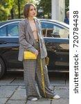 milan  italy   september 22 ...   Shutterstock . vector #720784438