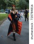milan  italy   september 22 ... | Shutterstock . vector #720784816