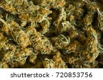 Box Full Of Marijuana  ...
