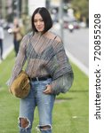 milan  italy   september 23 ... | Shutterstock . vector #720855208