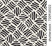 seamless freehand pattern.... | Shutterstock .eps vector #720918322