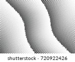 abstract halftone wave dotted... | Shutterstock .eps vector #720922426