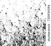 black white grunge vector... | Shutterstock .eps vector #720934396