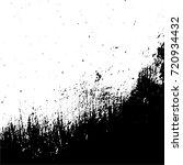 black white grunge vector... | Shutterstock .eps vector #720934432