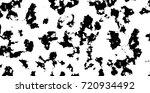 grunge black and white vector.... | Shutterstock .eps vector #720934492