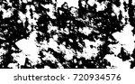grunge black and white vector.... | Shutterstock .eps vector #720934576
