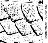 black white grunge vector... | Shutterstock .eps vector #720934582
