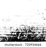 black white grunge vector... | Shutterstock .eps vector #720934666