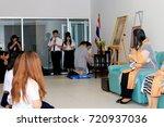 bangkok  thailand  august 10 ... | Shutterstock . vector #720937036