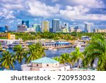 Fort Lauderdale  Florida  Usa...