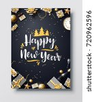 vector illustration of happy...   Shutterstock .eps vector #720962596