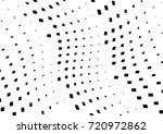 abstract halftone wave dotted... | Shutterstock .eps vector #720972862