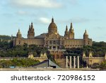 barcelona  spain   august 12 ... | Shutterstock . vector #720986152