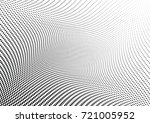 abstract halftone wave dotted... | Shutterstock .eps vector #721005952