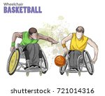 hand drawn illustration.... | Shutterstock .eps vector #721014316