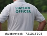Small photo of Liaison officer in charge and showing clearly the function.