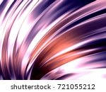 wave abstract background 3d... | Shutterstock . vector #721055212