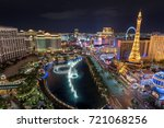 las vegas  nevada   july 25 ... | Shutterstock . vector #721068256