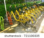 Available Bikes For Rent At Th...