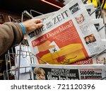 paris  france   sep 23  2017 ... | Shutterstock . vector #721120396