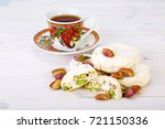 traditional iranian and persian ...   Shutterstock . vector #721150336