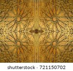 oriental iron designs and... | Shutterstock . vector #721150702
