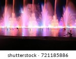 Singing Color Fountains Cyprus