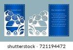 laser cutting  children...   Shutterstock .eps vector #721194472
