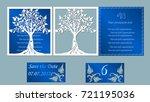 vector illustration postcard.... | Shutterstock .eps vector #721195036