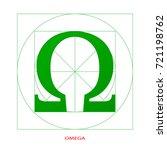 Medical Alphabet  Omega Letter...