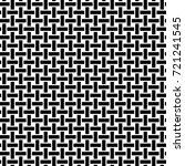 seamless 'woven' vector texture ... | Shutterstock .eps vector #721241545