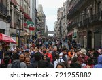september 3  2017   mexico city ... | Shutterstock . vector #721255882