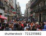 september 3  2017   mexico city ... | Shutterstock . vector #721255882