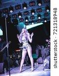 odessa  ukraine june 6  2014 ...   Shutterstock . vector #721318948