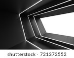 abstract architecture design.... | Shutterstock . vector #721372552