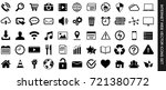 internet web icons collection...