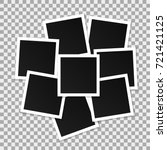 Set Of Square Vector Photo...
