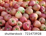 many apples | Shutterstock . vector #721473928