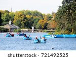 london.uk.september 24th 2017... | Shutterstock . vector #721492525