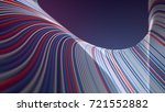 digital abstract colored lines... | Shutterstock . vector #721552882