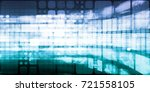 it services or information... | Shutterstock . vector #721558105