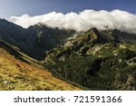 mountains tatry  7 | Shutterstock . vector #721591366
