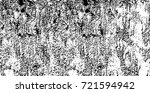 grunge black and white vector.... | Shutterstock .eps vector #721594942