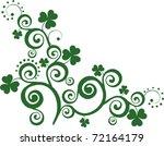 Shamrock For St.patrick\'s Day....