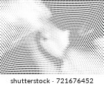 abstract halftone dotted... | Shutterstock .eps vector #721676452
