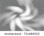 abstract halftone wave dotted... | Shutterstock .eps vector #721684522
