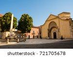 Church of Santa Sofia in Benevento (Italy)