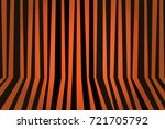 halloween background striped... | Shutterstock .eps vector #721705792