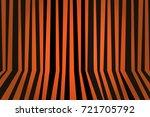 halloween background striped... | Shutterstock .eps vector #721705792